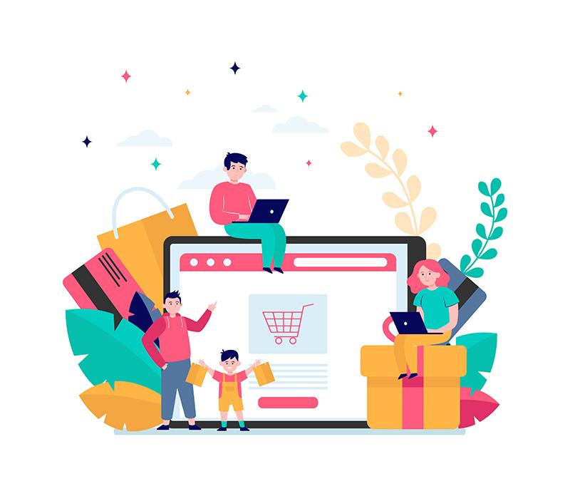 E-handel - Starta webbshop